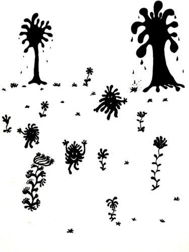 fleurs molles